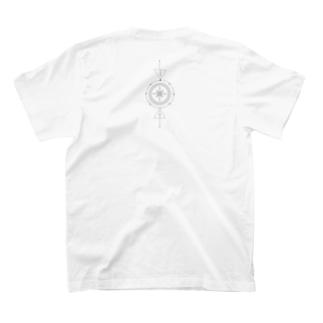 月+星(black) T-shirts