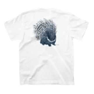 Porcupine  T-shirts