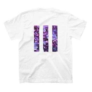 Lilac t-line tee T-Shirt