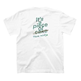 Echoes のChoco mint T-shirts
