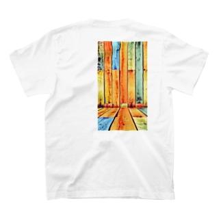 ウォールTシャツ T-shirts