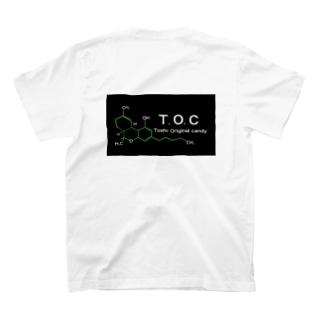 T.o.C CHEMISTRY T-shirts