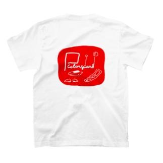 カラーガードcloset T-shirts