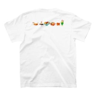 喫茶メニュー T-shirts