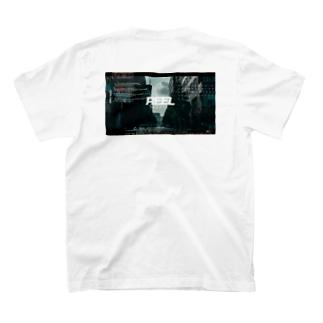 REEL Movie Tシャツ T-shirts