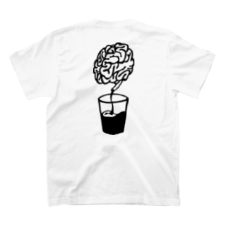 脳ジュースTシャツ Tシャツ