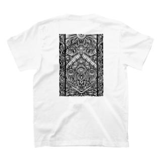 Facing eyes T-shirts