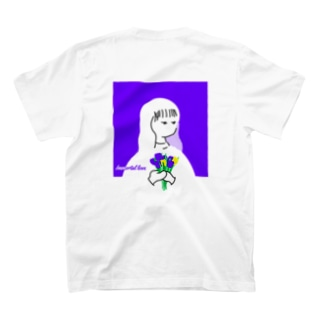 purple tulip T-shirts