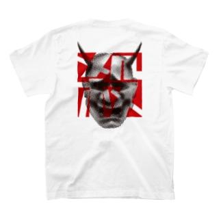 殺back T-shirts