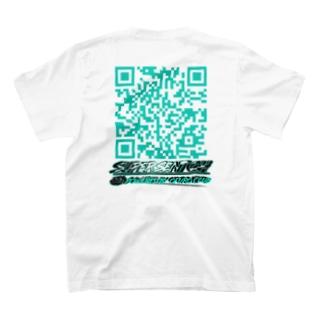 QR倶楽部〜MT〜 T-shirts