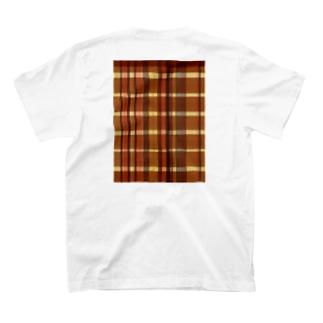 チェック2020秋 T-shirts