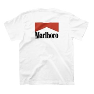 赤丸の服と帽子です T-shirts