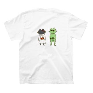 モンスター工場🏭 KとD T-shirts