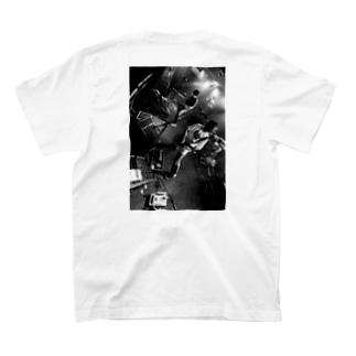 MARIO2BLOCK by yano T-shirts