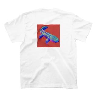 インターネット・オオサンショウウオ T-shirts