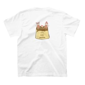 プリンを作ろう! T-shirts