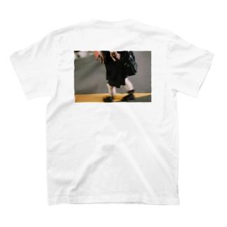 m_gn0405の Photo print T-shirts