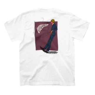 サラリーマンBの苦悩 T-shirts