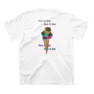 cat × ice @ Xxx & Zzz T-shirts