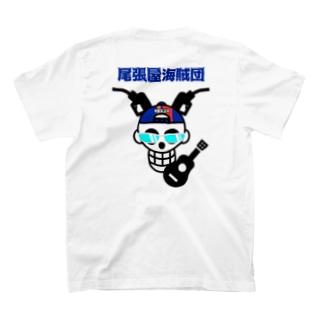 尾張屋海賊団 T-shirts