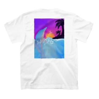 ラッセンに殴られる T-shirts