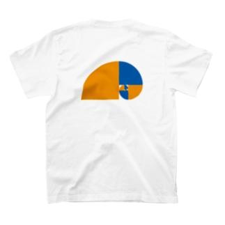 フィボナッチの出来心 T-shirts