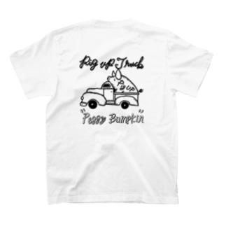 ピッグアップトラック T-shirts