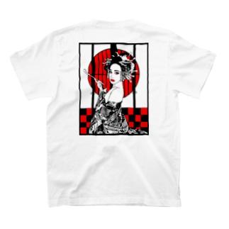 うの花魁 T-shirts