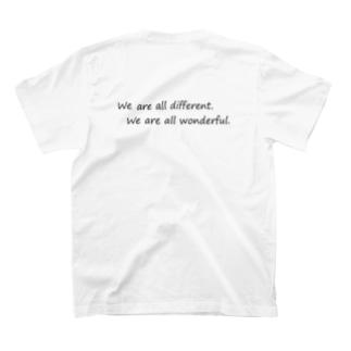 トルコキキョウ with wonderful T-shirts