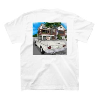 S54Bと喫茶店 T-shirts