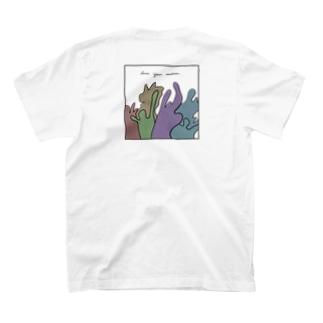 感情を生きろ T-shirts
