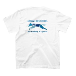 ライトンドッグスクール チーム用① T-shirts