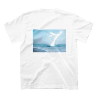 海獣. [バックプリント] T-shirts