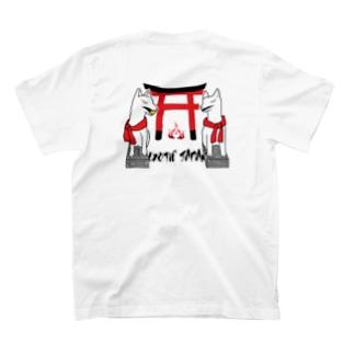 稲荷神社 T-shirts