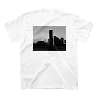 みなとみらい(写真) T-shirts