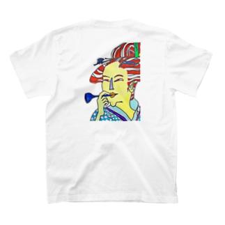 うっきょ ふじよ T-shirts