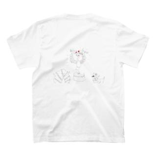 ツルとわっしょい T-Shirt