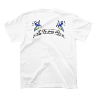 らいふごーずおん! T-shirts