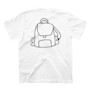 リュックサック風 T-shirts