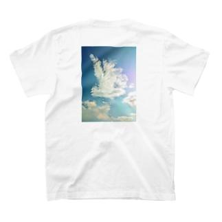 純白の鳳凰 T-shirts