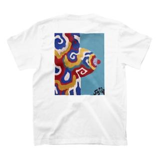 OP 縄文 T-shirts
