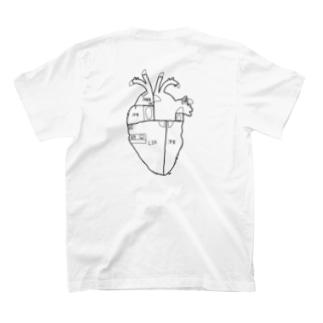 間取り図 T-shirts