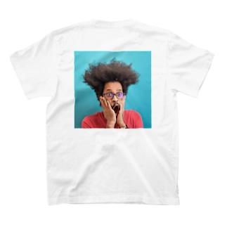 dog_punch T-shirts