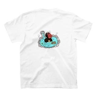 お風呂ゴリラ君 T-shirts