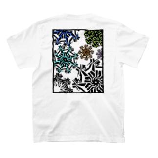セット【バックプリントver】 T-shirts