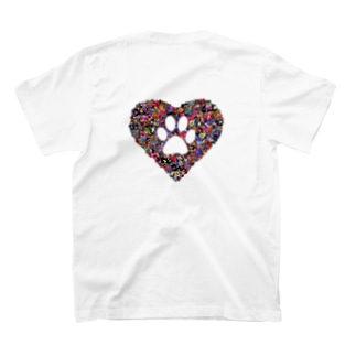 Sweet paw T-shirts