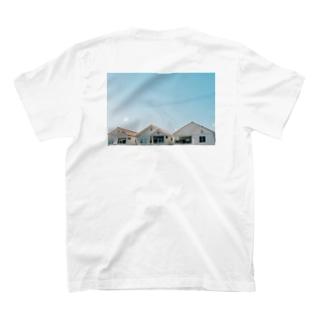 あの街のロンT T-shirts