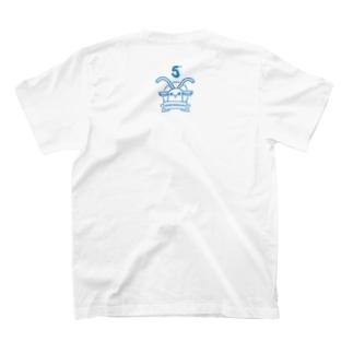 [5th Anniv.]カプラ T-shirts