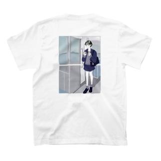 なかなか外れない T-shirts