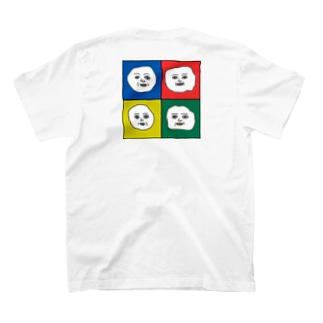 がんもってね 彩 T-shirts